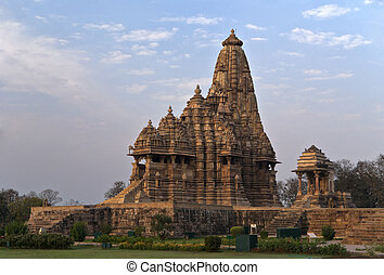 Hindu temple, built by Chandela Rajputs - Glorious sanctuary...
