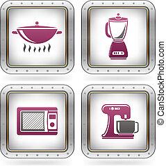 Kitchen Utensils - Everyday Kitchen Utensils & Tools: Wok,...