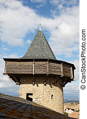 Tower from Carcassonne