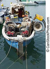 Lerici, the harbor - Lerici (La Spezia, Liguria, Italy), the...