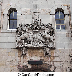 London coat of arms - Coat of arms flag of the City of...