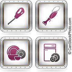 Kitchen Utensils - Everyday Kitchen Utensils & Tools:...