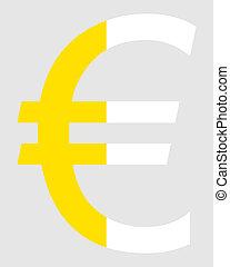 Euro of vatican