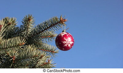 Christmas and New Year Ornament