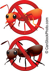 Vector ants