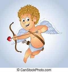 Cupid cartoon