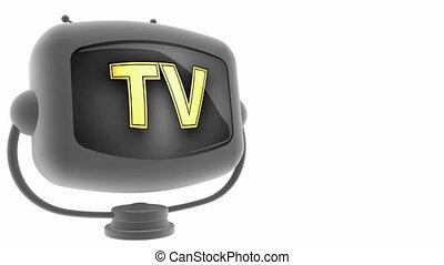 loop alpha mated tv