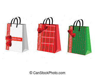 Shopping Bag Design - Vector