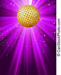 Party lights background EPS 8 vector file included