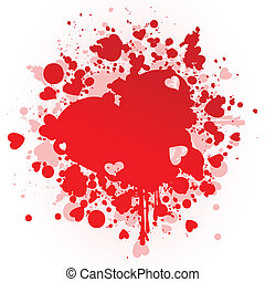 Heart a stain