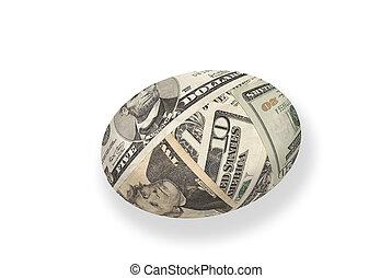Money nest egg