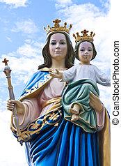 Madonna and Jesus child