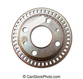 wheel rotor
