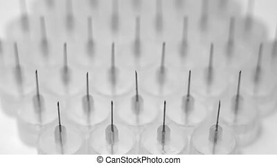 Pen needles #2 - Disposable needles for syringe-pens, DOF