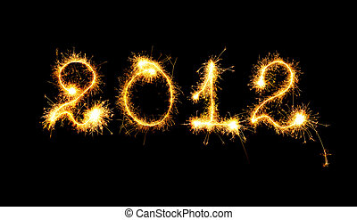2012 made of sparks