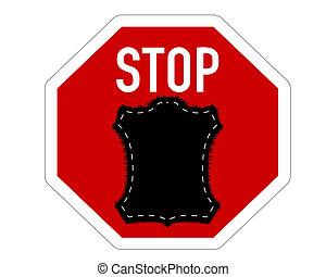 Stop fur