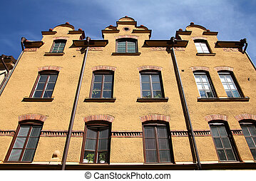 Stockholm architecture