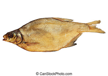 Smoked bream