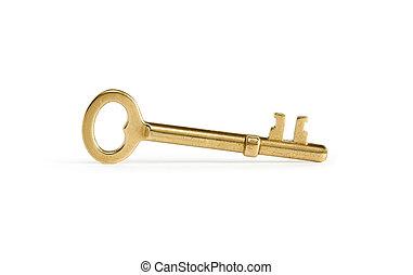 Old Golden Key