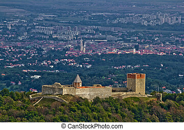 Amazing Medvedgrad castle & Croatian capital Zagreb -...