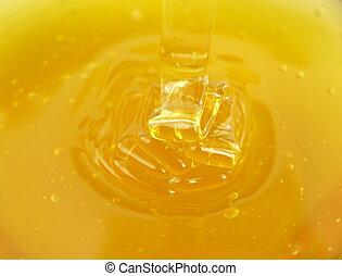 Honey background  - Fresh Honey background