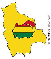 Chinchilla Bolivia