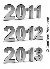 Upcoming years 2012, 2013 - Upcoming years 2012 and 2013 as...