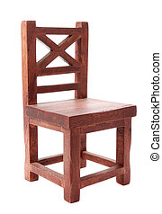 wooden classic chair