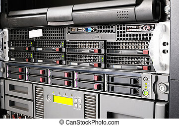 rek, servers