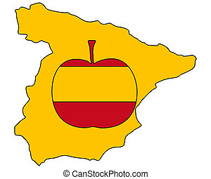 Spanish Apple