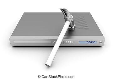 DVD / Blu-ray Tool