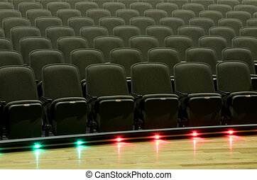 Seats at Theater
