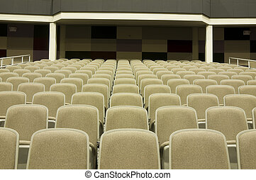 Seating at Movie Theater