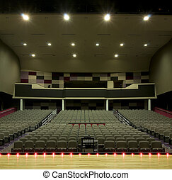 Auditorium at High School