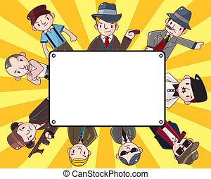 mafia card