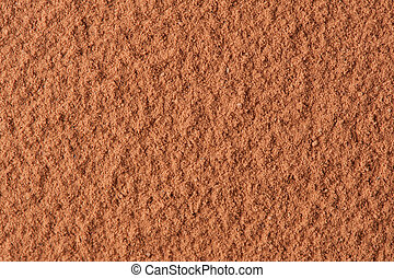cocoa powder texture