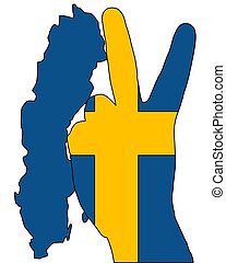 Swedish finger signal