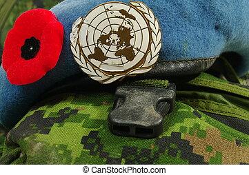 recuerdo, día, ONU