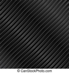 Metal background - Black metal striped background