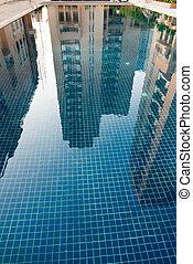 High rise apartments - Beautiful high rise apartment...