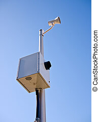 Red light camera - Red light traffic violation camera