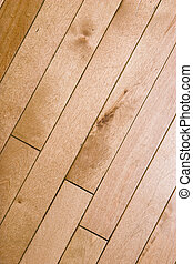 Wood floor for background