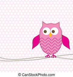 Template greeting card, vector illustration, eps10