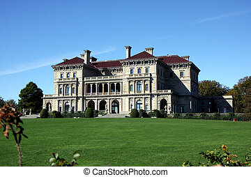 Mansion in Newport, Rhode Island