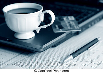 café, contabilidade