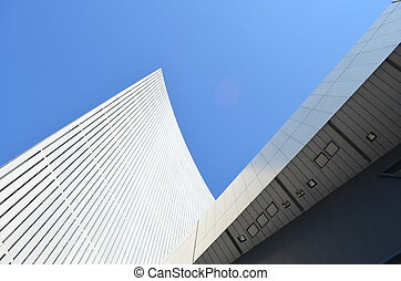 Simplicity in Architecture - Roof of the Imperial War...