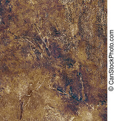 High Res. Dark brown marble texture.