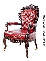 vendimia, sillón