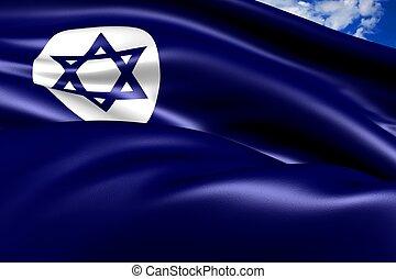 Civil Ensign of Israel