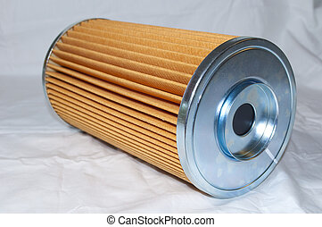 Hydraulic Filtration - A Hydraulic Filter used for filtering...